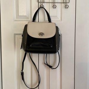 Convertible Coach Crossbody/ Backpack
